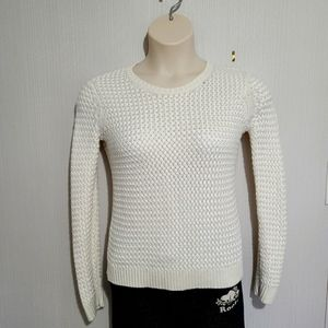 Beautiful Cotton Knit Banana Republic Sweater